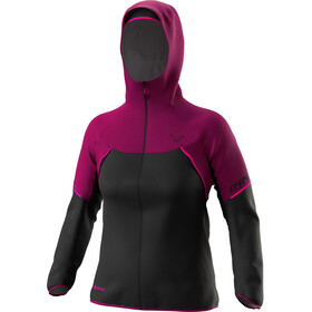 Dynafit Alpine GTX Jacket Women, czarny/fioletowy